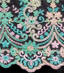 design cornelly twotone produksi pabrik brukat di bandung pt.wiratama prima textile indo